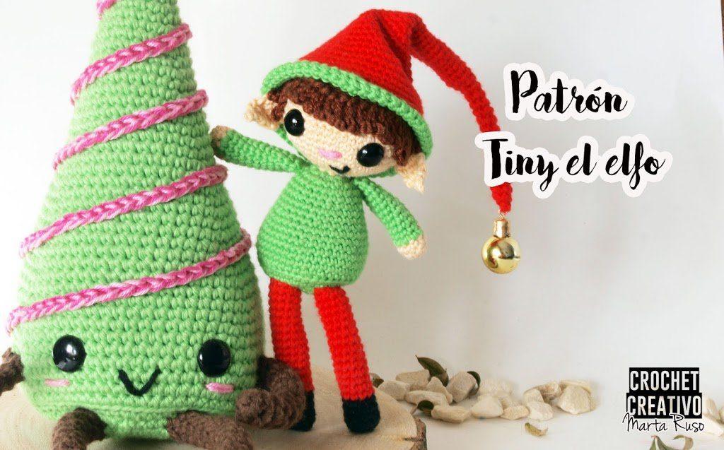 El elfo Tiny [PATRÓN GRATIS]