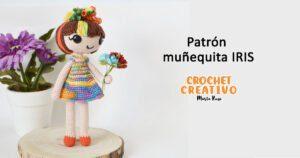Muñequita Iris [patrón gratis]