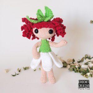 Patrón muñeca amigurumi – Margari
